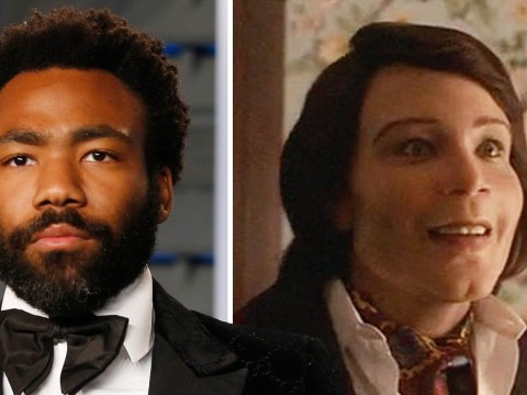 Donald Glover went full whiteface in Atlanta's Teddy Perkins and everyone's freaked out