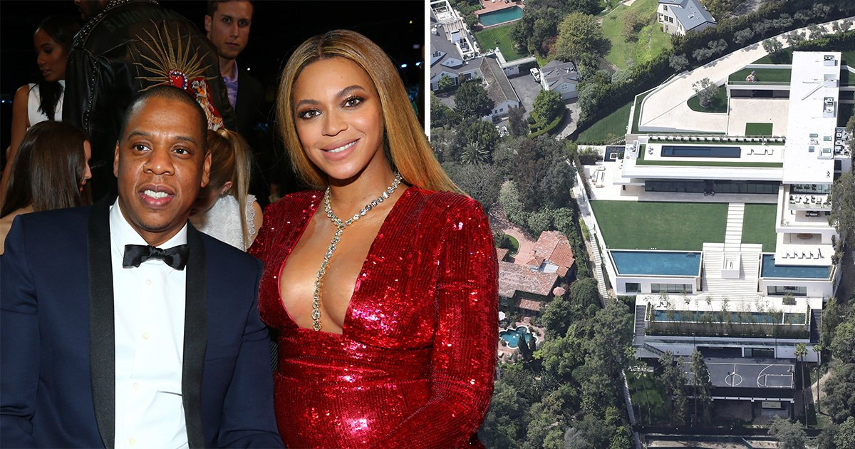 Beyonce and Jay-Z to 'turn $88m home into fortress' ahead of On The Run 2 tour