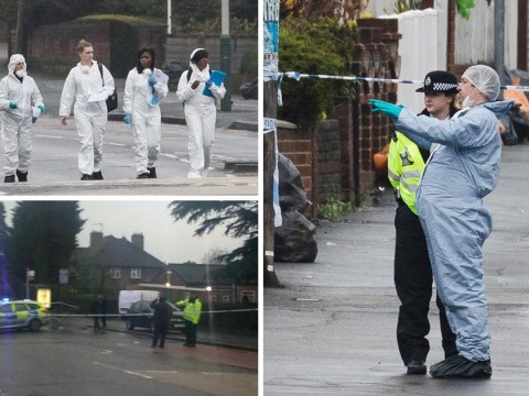 Man in his 40s shot dead by police at petrol station in East London
