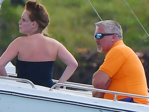 Paul Hollywood and Summer Monteys-Fullam pictured together for first time during romantic getaway