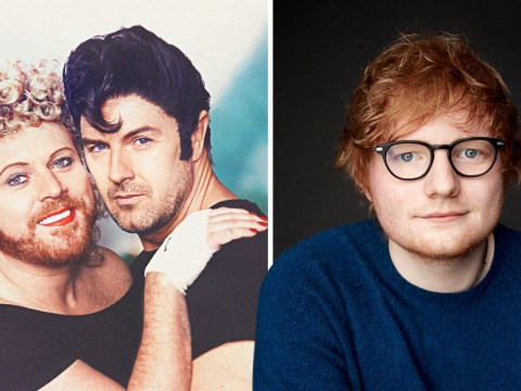 Ed Sheeran's Keith and Paddy Picture Show cameo was canned because he had to go on tour