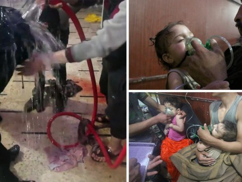 500 people were poisoned in Syrian 'chemical attack', World Health Organisation reveals