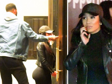 Khloe Kardashian cheating hell as Lani Blair makes phone call after hotel visit with Tristan Thompson