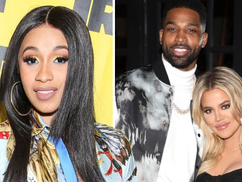 Cardi B gives Khloe Kardashian some advice in the light of Tristan Thompson cheat claims