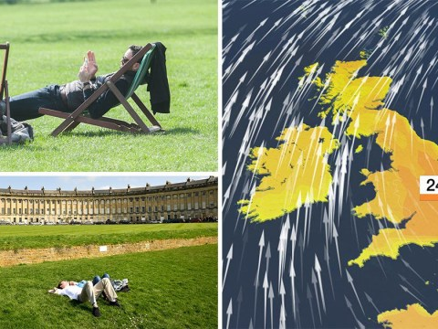 Temperatures set to soar as heatwave hits the UK