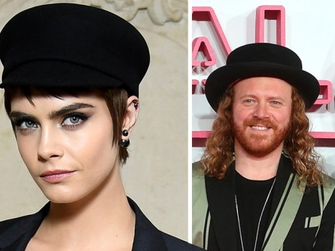 Keith Lemon and Paddy McGuinness approach Cara Delevingne for new comedy series