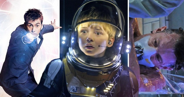 Lost In Space, Doctor Who and Altered Carbon