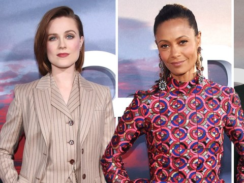 Evan Rachel Wood, Thandie Newton and more stun at Westworld season 2 premiere