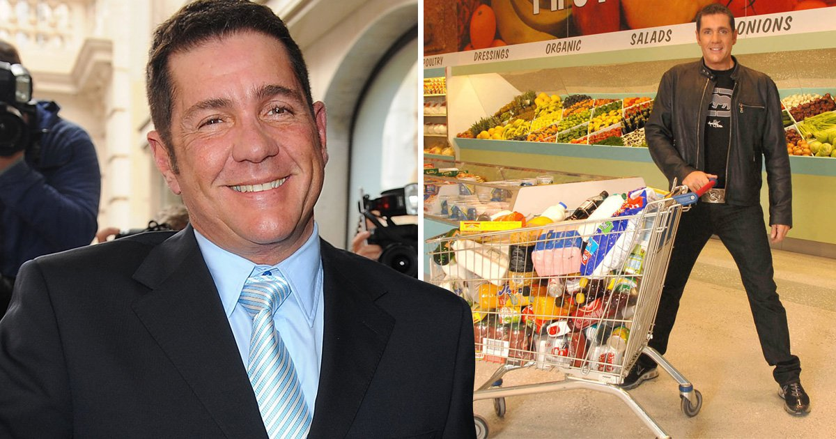 Tributes pour in for the 'great entertainer' Dale Winton, host of Supermarket Sweep