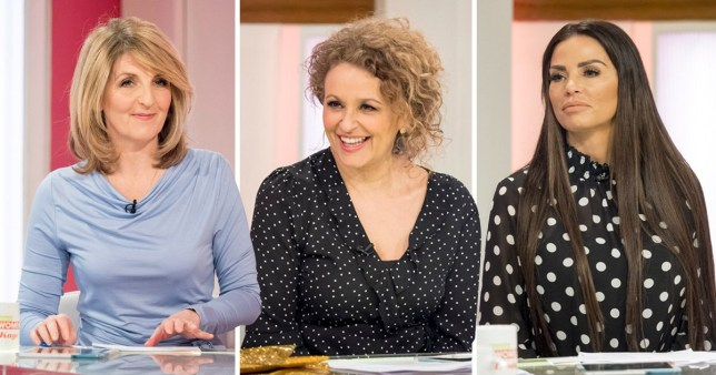 Loose Women have least in common with Katie Price