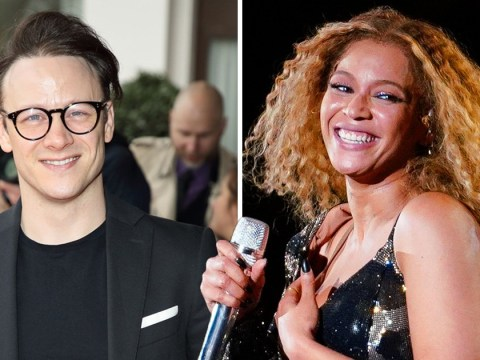 Kevin Clifton reveals Beyonce is his celeb crush after split from Karen