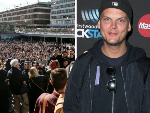 Avicii's death brings Sweden to a standstill as fans gather to pay tribute