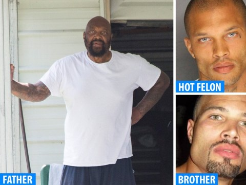 'Hot Felon' Jeremy Meeks isn't the only member of his family with a dodgy past