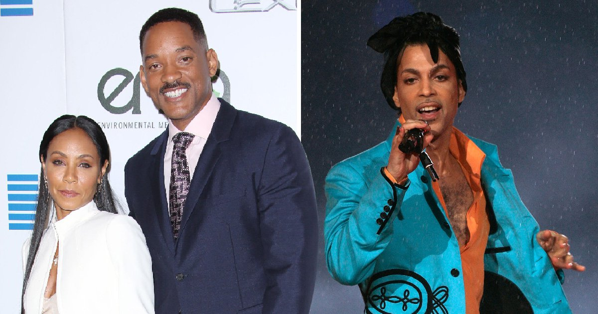 Will Smith wanted Prince so badly he once offered him '$400k to perform at wife Jada's birthday'