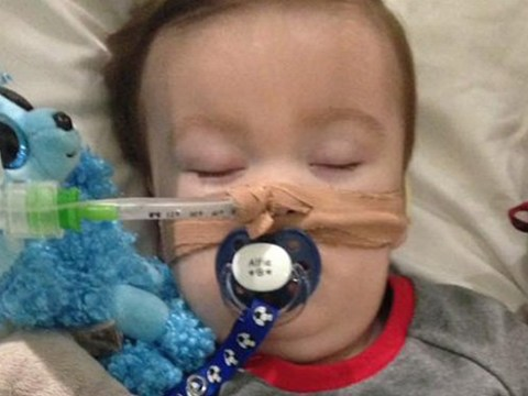 Alfie Evans' parents lose 'last-ditch appeal' to keep giving their son treatment
