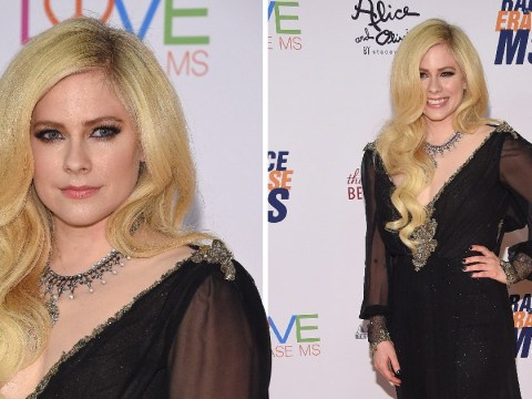 Avril Lavigne returns to spotlight after two years following Lyme disease battle