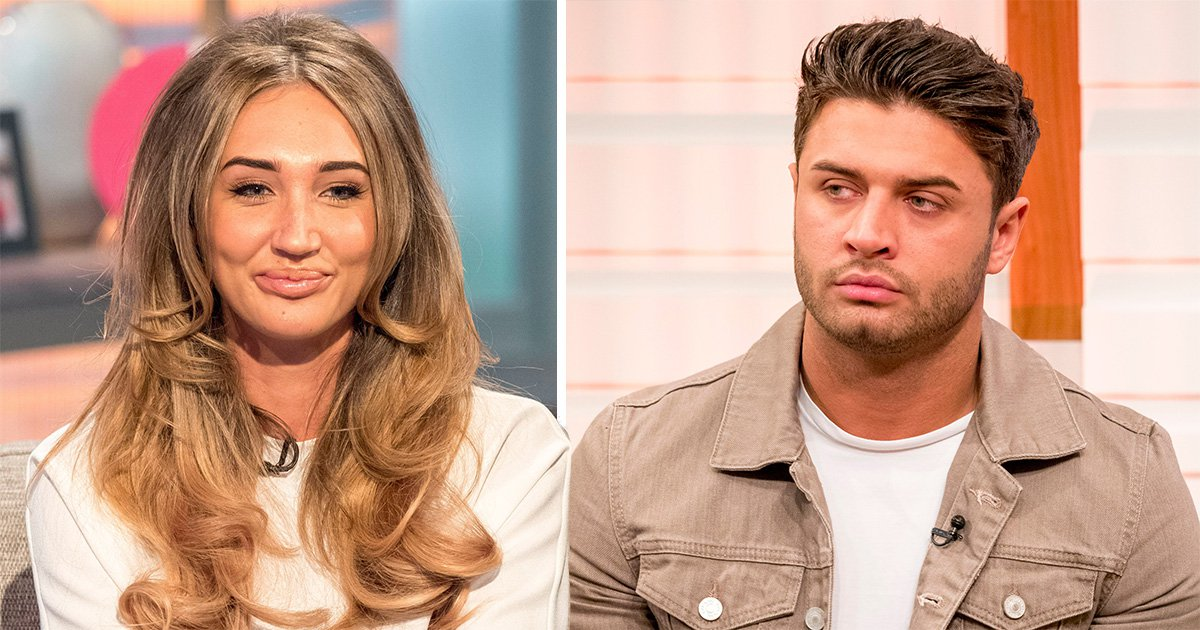 Megan McKenna and 'Muggy' Mike have split after they unfollow each other