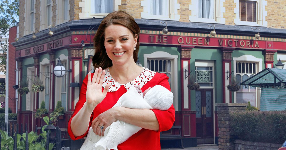 EastEnders spoilers: Linda Carter will be excited about the arrival of Kate Middleton's royal baby