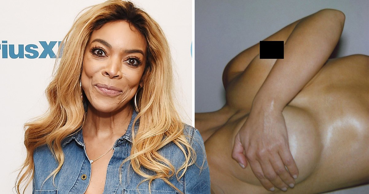 Wendy Williams slams Kim Kardashian as 'pathetic' as reality star posts full-on nudes
