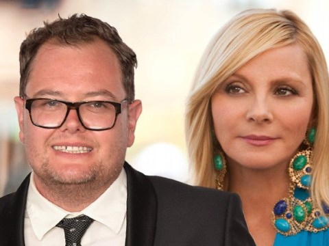 Kim Cattrall gives blessing to Alan Carr as he teases role of Samantha in 'Sex and the City reboot'