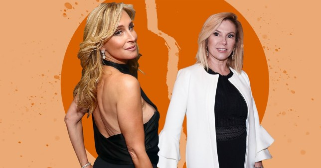 Sonja and Ramona on RHONY friendship over