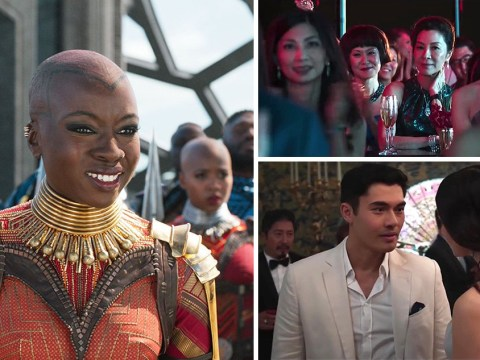 Don't compare Crazy Rich Asians to Black Panther – it's not the same thing