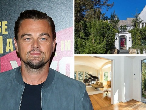 Leonardo DiCaprio snaps up Moby's £3.5 million LA dream home
