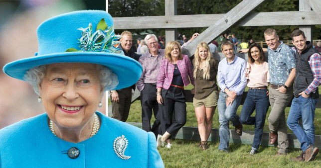 Countryfile gets royal treatment