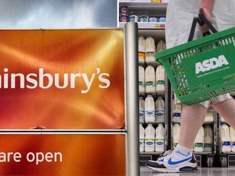 Sainsbury's and Asda in £10,000,000,000 supermarket merger talks