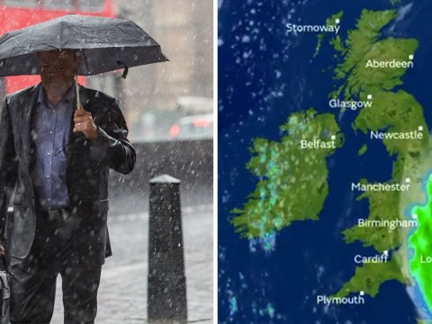 Weather warnings as month's worth of rain expected to fall in 24 hours