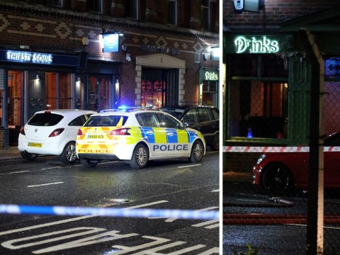 People struggled to breathe after suspected gas attack at cocktail bar