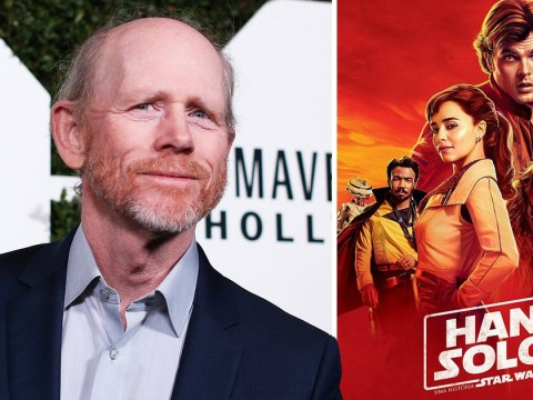 Ron Howard teases new Han Solo movie is nothing like the other Star Wars films