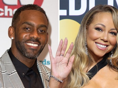 EastEnders' Richard Blackwood 'crushed Mariah Carey's heart after turning her down'