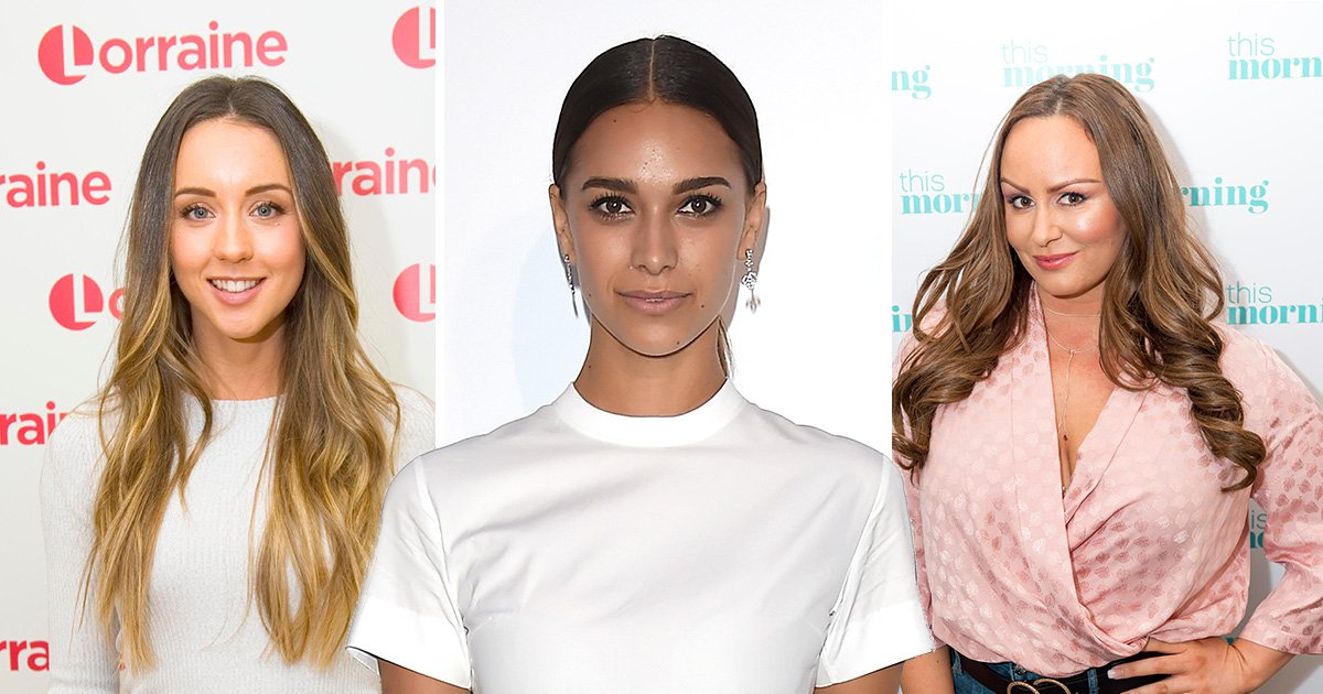 Emily Andre admits she 'wouldn't show that much skin' but defends new mum April Love Geary