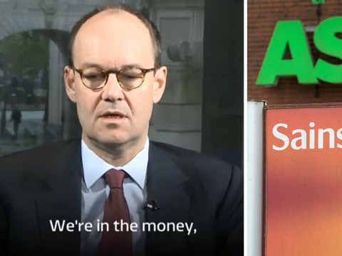 Sainsbury's CEO caught singing 'we're in the money' before Asda merger announcement