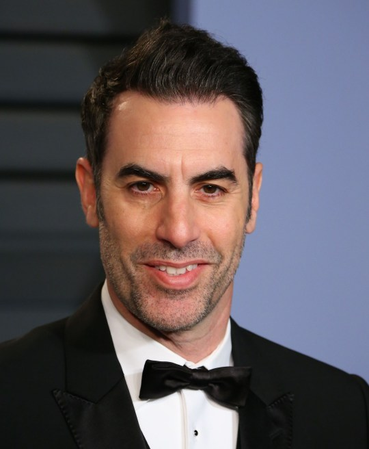 Sacha Baron Cohen age, net worth and wife as Who Is ... Sacha Baron Cohen Net Worth