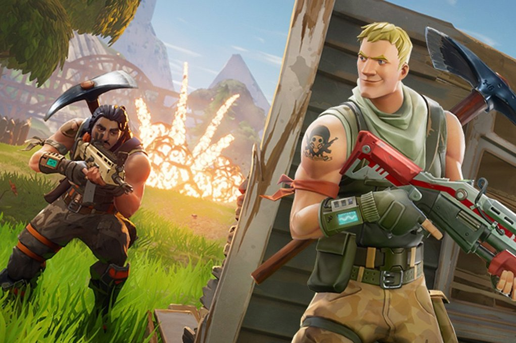 Fortnite servers shut down for emergency maintenance