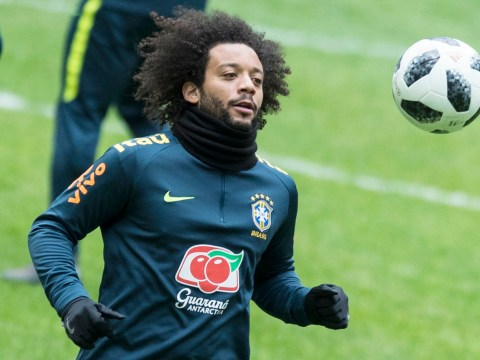 Marcelo picks Mesut Ozil in dream XI and names ex-Spurs star Luka Modric as captain