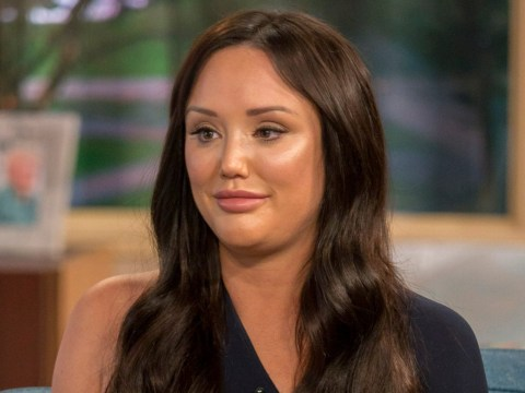 Charlotte Crosby says footage of her 'playing with a butt plug' was one step too far for Geordie Shore bosses