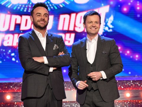 Dec 'planning Friends tribute to best pal Ant' on final Saturday Night Takeaway episode
