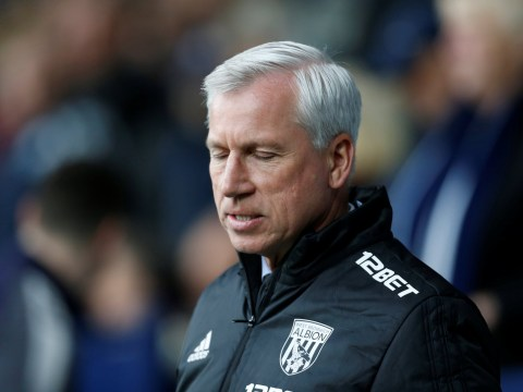 West Brom sack Alan Pardew with Baggies facing Premier League relegation