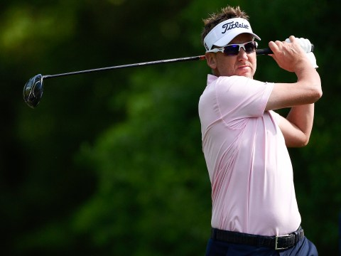 Ian Poulter qualifies for the Masters with sudden-death play-off victory at the Houston Open