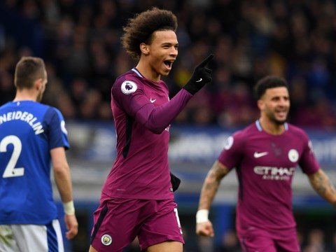 Chelsea great compares Leroy Sane to Manchester United legend ahead of Liverpool clash