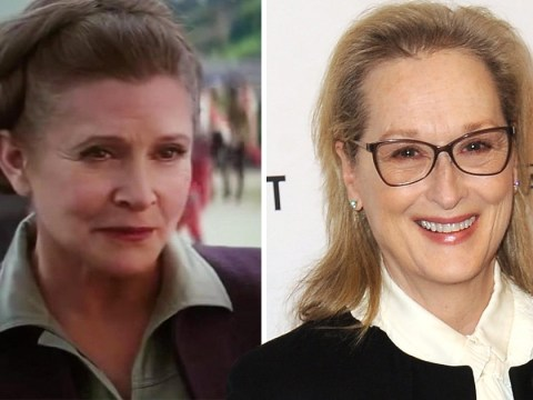 Star Wars fans petition for Meryl Streep to replace Carrie Fisher as Princess Leia