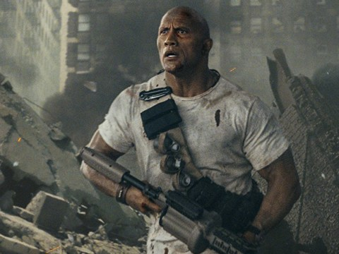 Dwayne Johnson promises Rampage will be 'absurd and ridiculous'