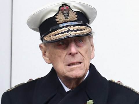Where is the gun salute for Prince Philip's birthday and what will happen
