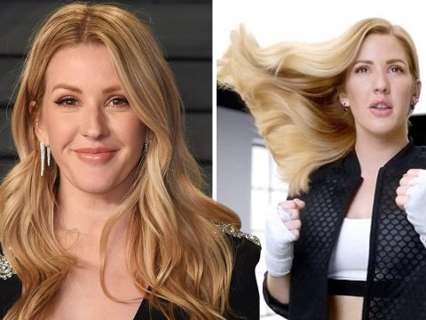 'I wasn't the prettiest girl at school': Ellie Goulding talks inner strength and confidence as she reveals top beauty tips