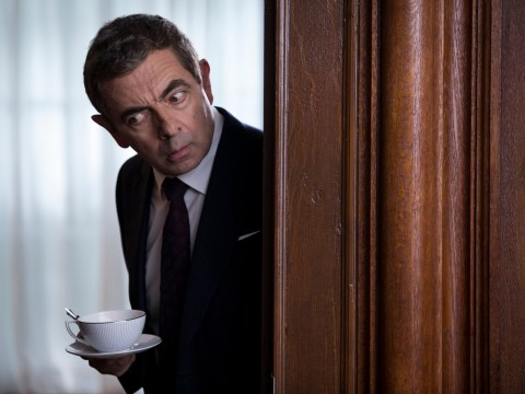 Rowan Atkinson's Johnny English is back to serve his country in first trailer for Johnny English Strikes Again