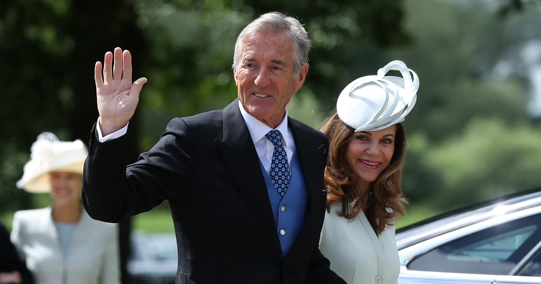 Man arrested for threatening Pippa Middleton father-in-law 'rape victim'