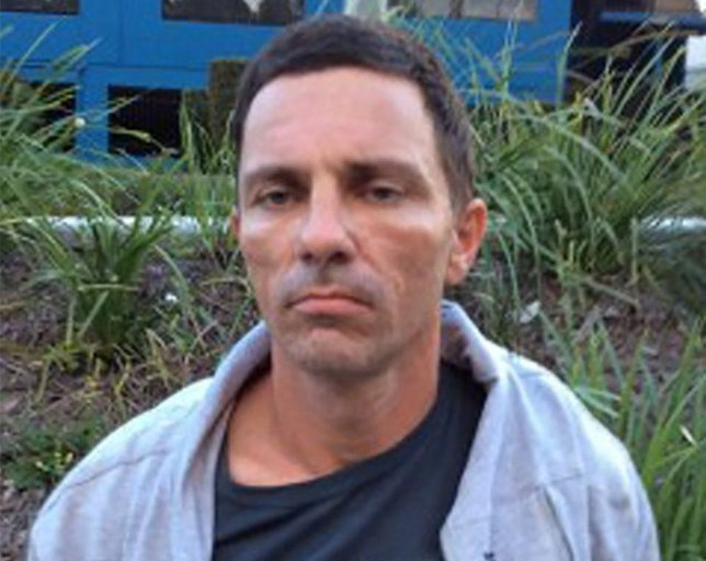 Man who murdered a mother with a bedsheet before raping her 12-year-old daughter is jailed for life Credit: Queensland Police